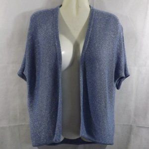 Womens CHICO'S Cardigan - Blue - Sz 1